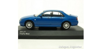 miniature car MG-ZT scale 1:43 Vanguards miniature car