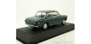 Bmw 1600-2 1966 escala 1/43 Minichamps coche miniatura metal