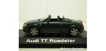 Audi TT Roadster scale 1:43 Minichamps miniature car