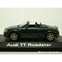<p>MARCA: <strong>Minichamps</strong></p> <p>ESCALA - SCALE - ECHELLE - MABSTAB: <strong>1/43 - 1:43</strong></p> <p>MODELO: <strong>Audi TT Roadster</strong></p>