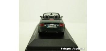 Audi TT Roadster escala 1/43 Minichamps coche miniatura metal