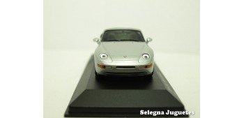 Porsche 968 cabriolet escala 1/43 Minichamps coche miniatura metal
