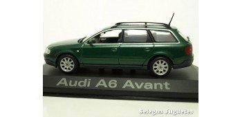 Audi A6 Avant escala 1/43 Minichamps coche miniatura metal Minichamps