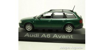 Audi A6 Avant scale 1:43 Minichamps miniature car