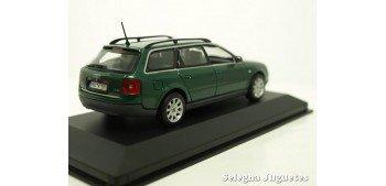 Audi A6 Avant escala 1/43 Minichamps coche miniatura metal