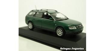 escala auto Audi A6 Avant escala 1/43 Minichamps coche