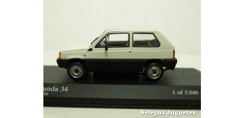Fiat Panda 34 scale 1:43 Minichamps miniature car