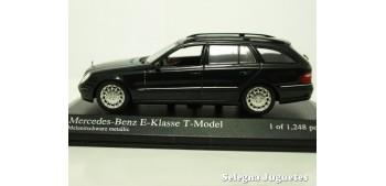 miniature car Mercedes Benz clase E modell T scale 1:43