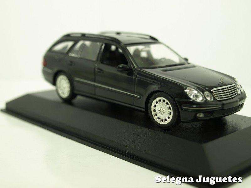 E Modell 143 Mercedes Escala Miniatura Coche Benz Clase Minichamps T VpSUMz