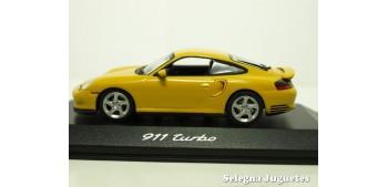 miniature car Porsche 911 Turbo scale 1:43 Minichamps
