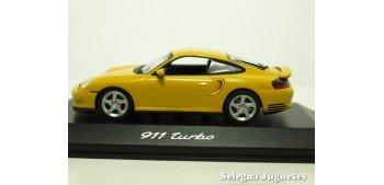 Porsche 911 Turbo scale 1:43 Minichamps