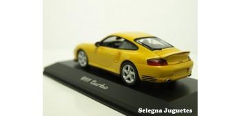 coche miniatura Porsche 911 Turbo escala 1/43 Minichamps