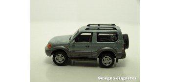 Toyota Land Cruiser escala 1/72 Cararama sin caja coche miniatura metal