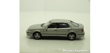 Saab 9-5 escala 1/72 Cararama sin caja coche miniatura metal