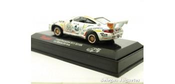 coche miniatura PORSCHE 911 GT3R 1999 LE MANS 24 HORAS- 1/72 -