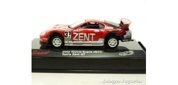 coche miniatura TOYOTA SUPRA JGTC TOM'S ZENT GT - 1/72 SAICO