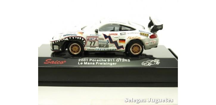 coche miniatura PORSCHE 911 GT3RS 2001 FREISINGER LEMANS 24