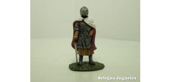 soldado plomo Caballero Frances Siglo XIII Soldado Plomo escala