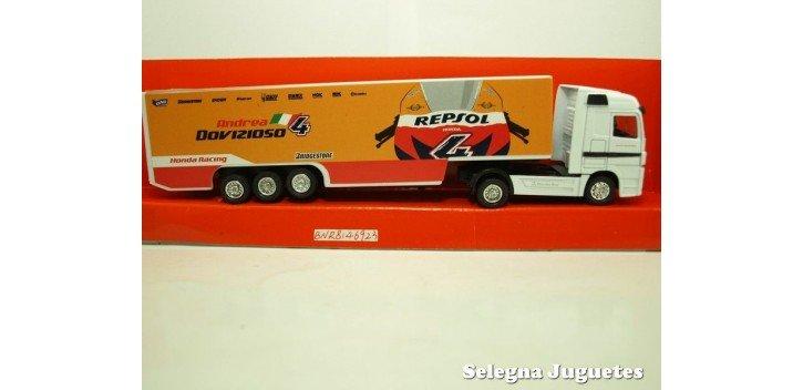 Camión Repsol 1/87 New Ray