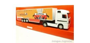 Camión Repsol 1/87 1:87 Truck