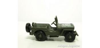 Jeep us 1/43 Coche Metal