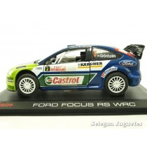 <p>MODELO:Ford Focus Rs WRC Gronholm monte carlo 2007</p> <p>MARCA: Saico</p> <p>ESCALA - SCALE - ECHELLE - MABSTAB:1/32 - 1:32</p>