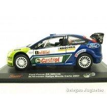 """<p>MODELO:Ford Focus Rs WRC 07 Hirvoenen Montecarlo 2008</p> <p>MARCA:<a href=""""http://www.selegnajuguetes.es/12_saico"""">SAICO</a></p> <p>ESCALA - SCALE - ECHELLE - MABSTAB:<a href=""""http://www.selegnajuguetes.es/6__1-32"""">1/32 - 1:32</a></p>"""