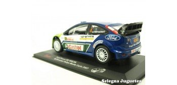 Ford Focus Rs WRC 07 Hirvoenen Montecarlo 2008 escala 1/32