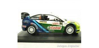 Ford Focus Wrc 2006 Gronholm MonteCarlo escala 1/32 Saico coche
