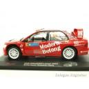 "<p>MODELO:Mitsubishi Lancer WRC Carlsson Suecia</p> <p>MARCA:<a href=""http://www.selegnajuguetes.es/12_saico"">SAICO</a></p> <p>ESCALA - SCALE - ECHELLE - MABSTAB:<a href=""http://www.selegnajuguetes.es/6__1-32"">1/32 - 1:32</a></p>"