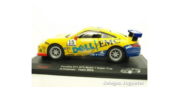 coche miniatura Porsche 911 GT3 Mobil 1 Super Cup Huisman