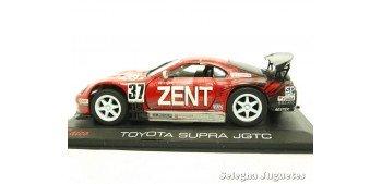 Toyota Supra JGTC nº 37 Zent escala 1/32 Saico coche miniatura