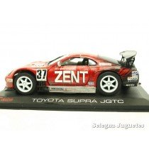 <h1>MODELO:Toyota Supra JGTC nº 37 Zent</h1> <h2>MARCA: SAICO</h2> <h2>ESCALA - SCALE - ECHELLE - MABSTAB:1/32 - 1:32</h2>