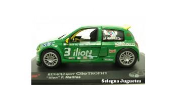 Renault sport clio F. Matifas escala 1/32 Saico