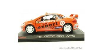 miniature car PEUGEOT 307 WRC SOLBERG 2006 MONTE CARLO - 1/32
