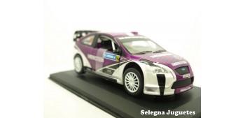 Ford Focus RS WRC06 Van Merksteijn Swedish 2008 scale 1:32 Saico