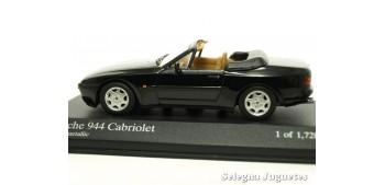Porsche 944 cabriolet scale 1:43 Minichamps miniature car