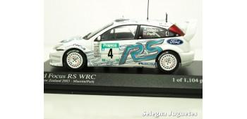 Ford Focus Rs WRC Nueva Zelanda 2003 Matin escala 1/43 Minichamps