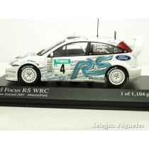 <p>Fabricante:<strong>Minichamps</strong></p> <p>Escala:<strong>1:43 - 1/43</strong></p> <p>Modelo:<strong>Ford Focus Rs WRC Nueva Zelanda 2003 Matin / Park</strong></p>