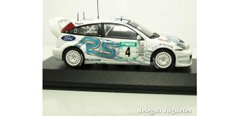 coche miniatura Ford Focus Rs WRC Nueva Zelanda 2003 Matin