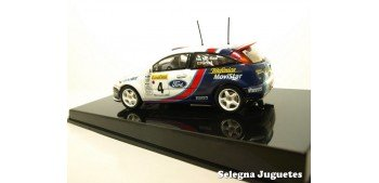 FORD FOCUS WRC 2001 - MCRAE / N. GRIST - MONTECARLO - 1/43 AUT A