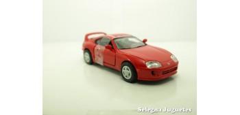 Toyota Supra 1/43 Motor max Coche miniatura