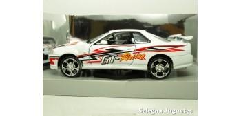 NISSAN SKYLINE GT-R TUNNING - 1/24 MOTOR MAX Motor Max
