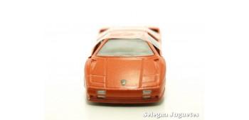 coche miniatura Lamborghini Diablo 1/43 Motor max coche