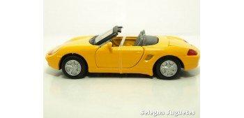 Porsche Boxter 1/43 Motor max coche metal