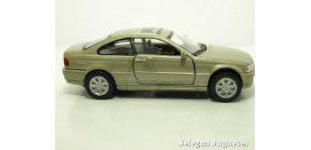Bmw 328CI 1/43 Motor max coche metal