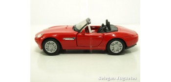 Bmw Z8 1/43 Motor max coche metal
