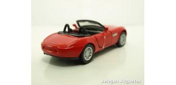 Bmw Z8 1/43 Motor max coche metal Motor Max