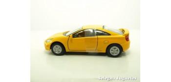 Toyota Celica 1/43 Motor max Coche miniatura Motor Max