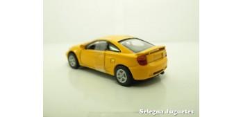 coche miniatura Toyota Celica 1/43 Motor max Coche miniatura